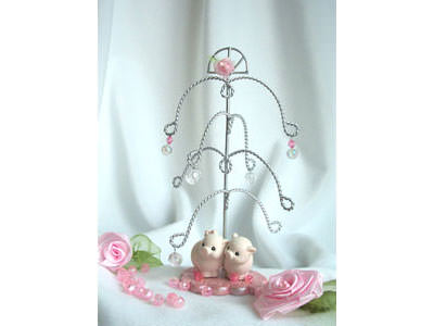 Piggy Jewelry Holder,marco mario souvenir, wedding souvenirs, souvenir pernikahan