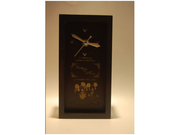 Mickey and Minnie Classic Clock,marco mario souvenir, wedding souvenirs, souvenir pernikahan