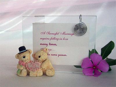 Creamy Bear 2R photo frame 2,marco mario souvenir, wedding souvenirs, souvenir pernikahan surabaya indonesia, wedding favors, souvenir ideas, royal wedding souvenirs