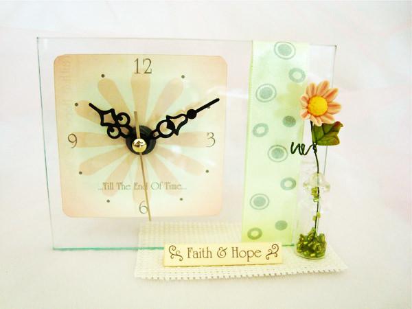 Daisy Clock1,marco mario souvenir, wedding souvenirs, souvenir pernikahan