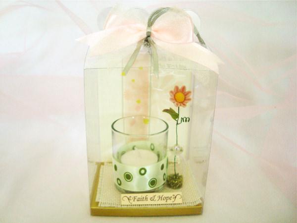 Little Daisy Candle Holder,marco mario souvenir, wedding souvenirs, souvenir pernikahan