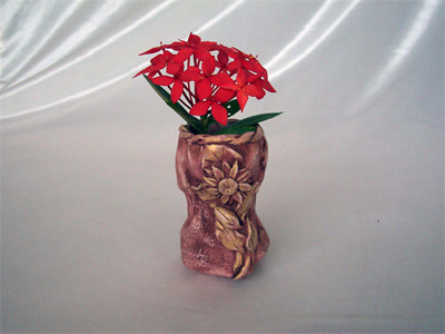 Exclusive Vase and Pen Holder,marco mario souvenir, wedding souvenirs, souvenir pernikahan