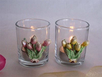 Mini Tulip Candle Holder,marco mario souvenir, wedding souvenirs, souvenir pernikahan surabaya indonesia, wedding favors, souvenir ideas, royal wedding souvenirs