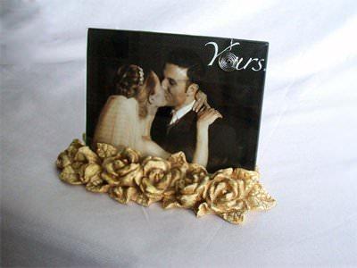 Classic Roses 4R photo Frame,marco mario souvenir, wedding souvenirs, souvenir pernikahan