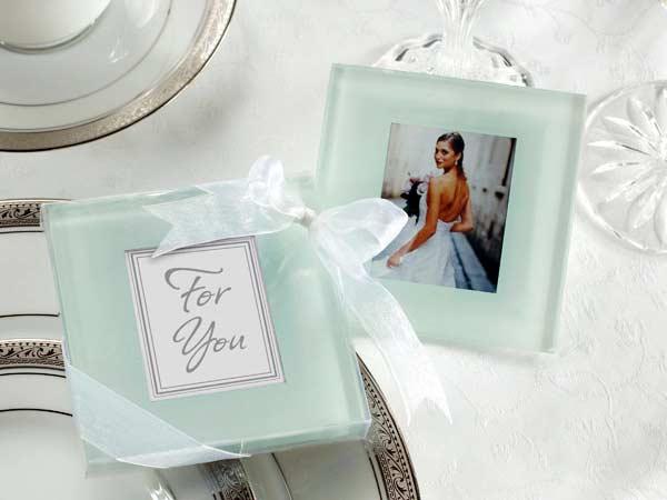 Forever Photo Frosted glass coasters,marco mario souvenir, wedding souvenirs, souvenir pernikahan surabaya indonesia, wedding favors, souvenir ideas, royal wedding souvenirs