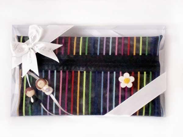 Rainbow Cosmetic Pouch,marco mario souvenir, wedding souvenirs, souvenir pernikahan surabaya indonesia, wedding favors, souvenir ideas, royal wedding souvenirs