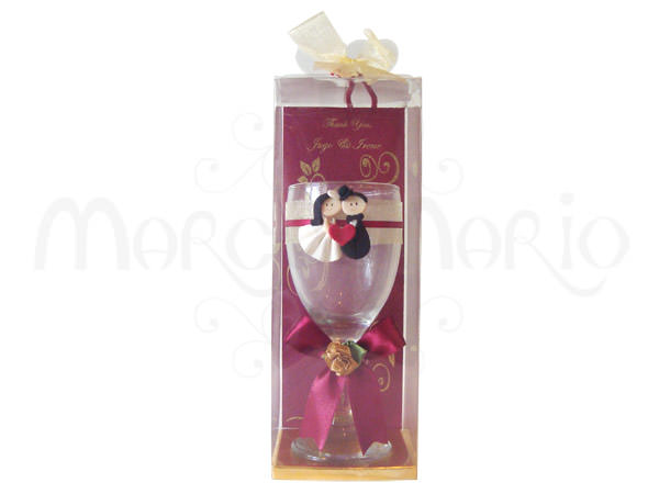 European Couple Wine Glass,marco mario souvenir, wedding souvenirs, souvenir pernikahan surabaya indonesia, wedding favors, souvenir ideas, royal wedding souvenirs