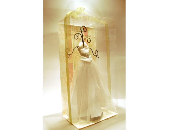 Halter-neck Wedding Gown Jewelry Holder ,marco mario souvenir, wedding souvenirs, souvenir pernikahan surabaya indonesia, wedding favors, souvenir ideas, royal wedding souvenirs
