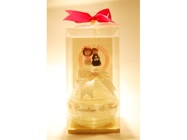 White Wedding Candy Jar,marco mario souvenir, wedding souvenirs, souvenir pernikahan surabaya indonesia, wedding favors, souvenir ideas, royal wedding souvenirs