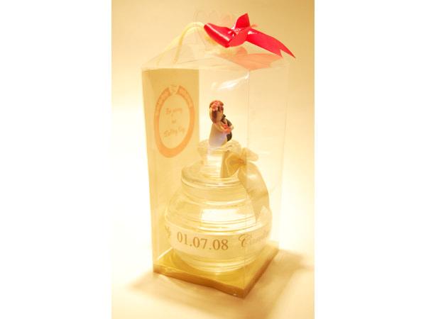 White Wedding Candy Jar,marco mario souvenir, wedding souvenirs, souvenir pernikahan surabaya indonesia, wedding favors, souvenir ideas, royal wedding souvenirs