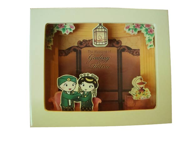 Traditional Wedding Papertole Photo Frame,marco mario souvenir, wedding souvenirs, souvenir pernikahan surabaya indonesia, wedding favors, souvenir ideas, royal wedding souvenirs