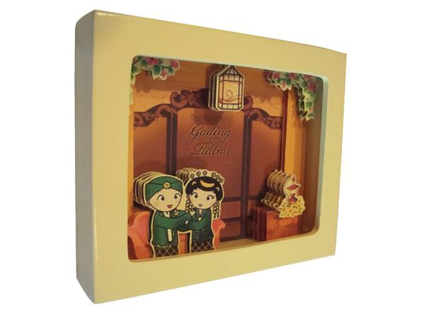 Traditional Wedding Papertole Photo Frame,marco mario souvenir, wedding souvenirs, souvenir pernikahan surabaya indonesia, wedding favors, souvenir ideas, royal wedding souvenirs