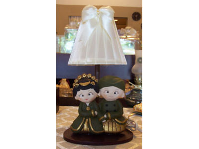 Traditional Table Lamp,marco mario souvenir, wedding souvenirs, souvenir pernikahan