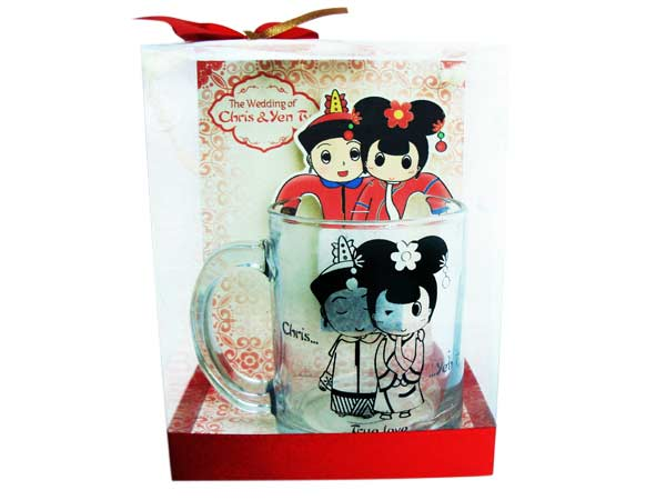 Oriental Customized Printed Glass,marco mario souvenir, wedding souvenirs, souvenir pernikahan surabaya indonesia, wedding favors, souvenir ideas, royal wedding souvenirs
