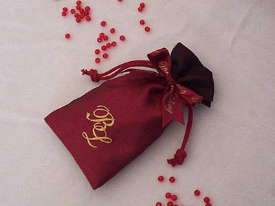 Personalized Pouch,marco mario souvenir, wedding souvenirs, souvenir pernikahan