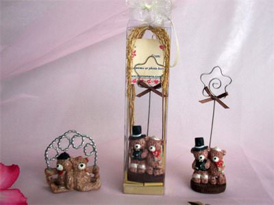 Classic Teddy Couple Memo Holder,marco mario souvenir, wedding souvenirs, souvenir pernikahan surabaya indonesia, wedding favors, souvenir ideas, royal wedding souvenirs