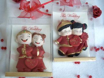 Oriental Fridge Magnet,marco mario souvenir, wedding souvenirs, souvenir pernikahan