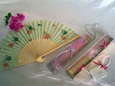 Fabric Fan,marco mario souvenir, wedding souvenirs, souvenir pernikahan