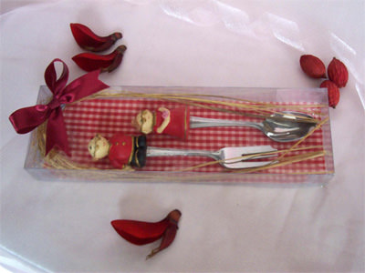 Oriental Spoon and Fork,marco mario souvenir, wedding souvenirs, souvenir pernikahan surabaya indonesia, wedding favors, souvenir ideas, royal wedding souvenirs