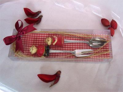 Oriental Spoon and Fork,marco mario souvenir, wedding souvenirs, souvenir pernikahan