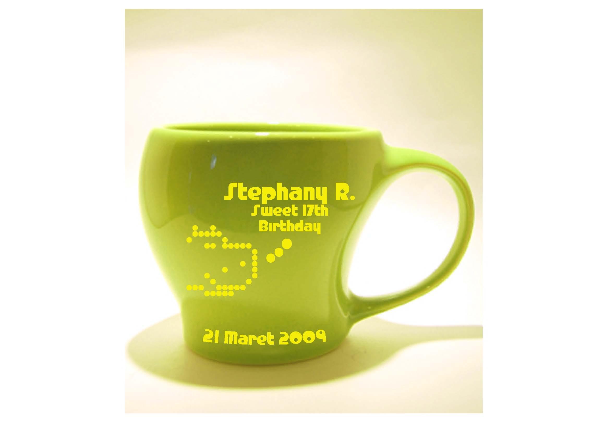 Giant Mug,marco mario souvenir, wedding souvenirs, souvenir pernikahan