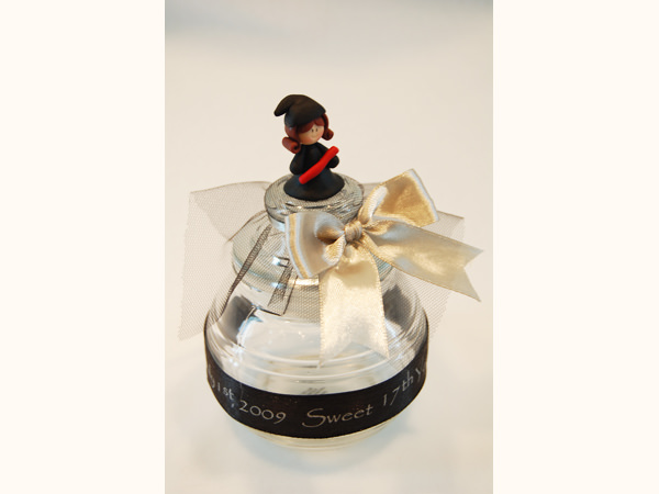 Little Witch Candy Jar,marco mario souvenir, wedding souvenirs, souvenir pernikahan