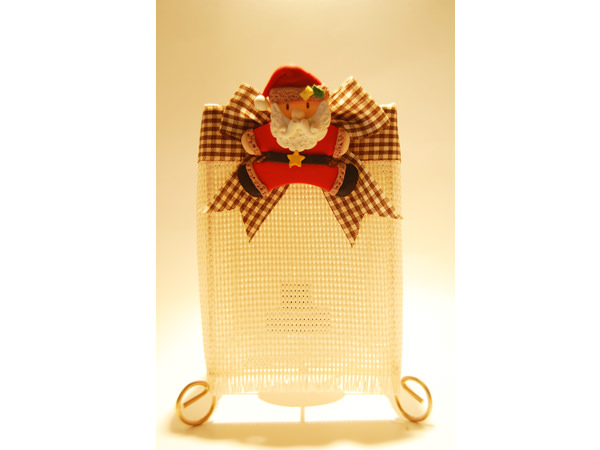 Santa Simple Lamp,marco mario souvenir, wedding souvenirs, souvenir pernikahan