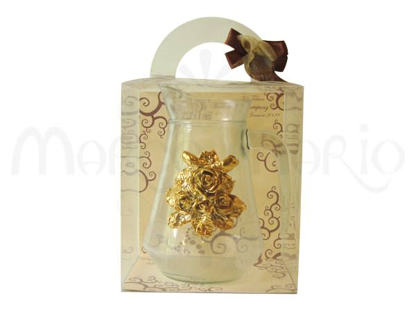 Gold Pitcher,marco mario souvenir, wedding souvenirs, souvenir pernikahan surabaya indonesia, wedding favors, souvenir ideas, royal wedding souvenirs