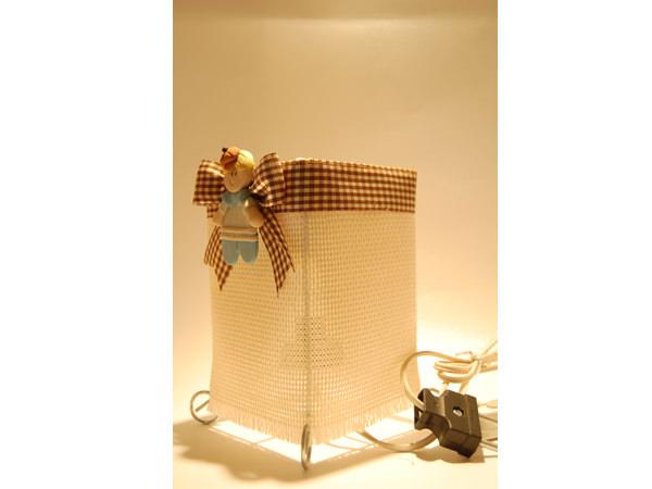 Sweet Baby Simple Table Lamp,marco mario souvenir, wedding souvenirs, souvenir pernikahan