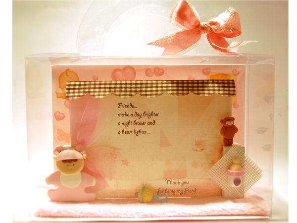 Baby 4R Photo Frame,marco mario souvenir, wedding souvenirs, souvenir pernikahan