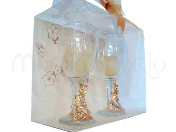Gold Wine Glasses,marco mario souvenir, wedding souvenirs, souvenir pernikahan surabaya indonesia, wedding favors, souvenir ideas, royal wedding souvenirs