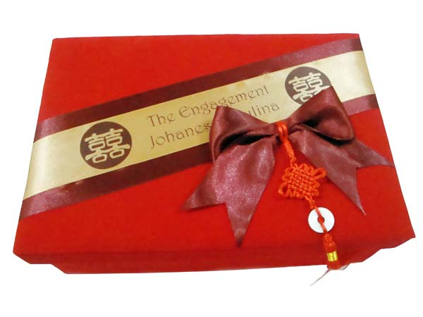 Classic Oriental Engagement Box 3,marco mario souvenir, wedding souvenirs, souvenir pernikahan