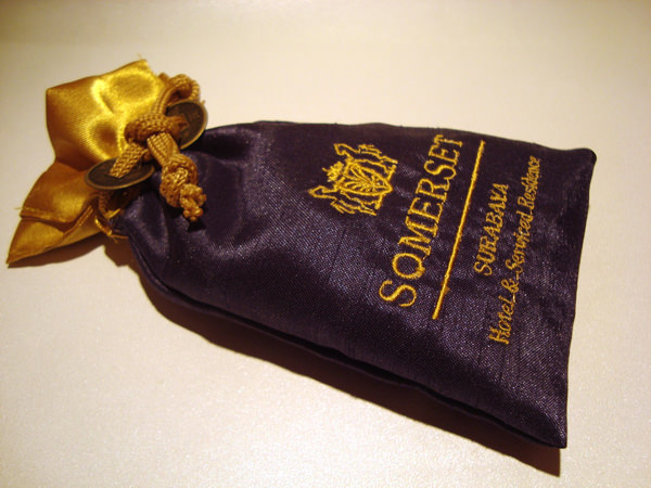 Corporate HP pouch,marco mario souvenir, wedding souvenirs, souvenir pernikahan