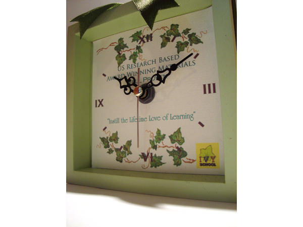 Corporate Table Clock,marco mario souvenir, wedding souvenirs, souvenir pernikahan