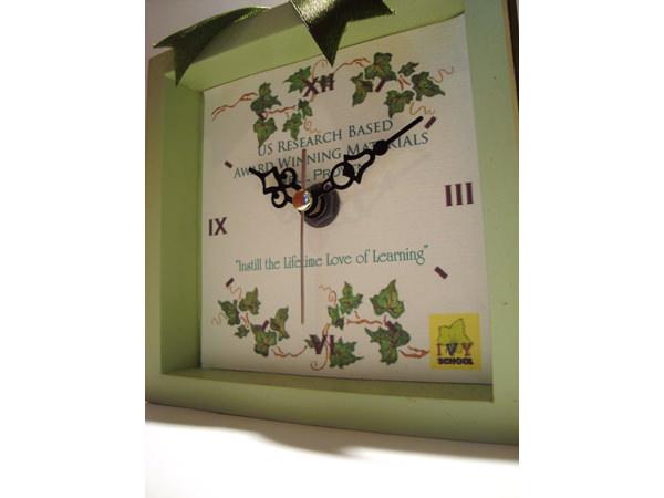 Corporate Table Clock,marco mario souvenir, wedding souvenirs, souvenir pernikahan