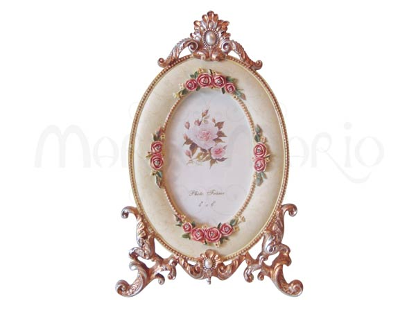 Oval Classic Frame,marco mario souvenir, wedding souvenirs, souvenir pernikahan