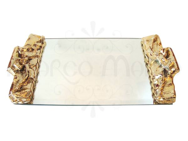 Gold Tray ,marco mario souvenir, wedding souvenirs, souvenir pernikahan surabaya indonesia, wedding favors, souvenir ideas, royal wedding souvenirs