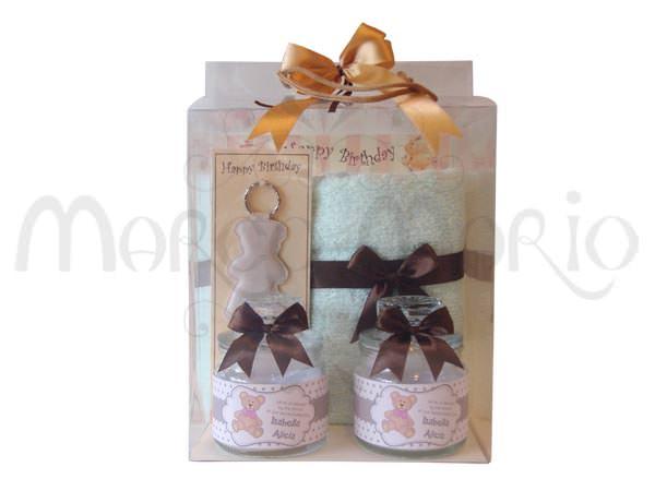 Cute Set 1st Month Celebration,marco mario souvenir, wedding souvenirs, souvenir pernikahan