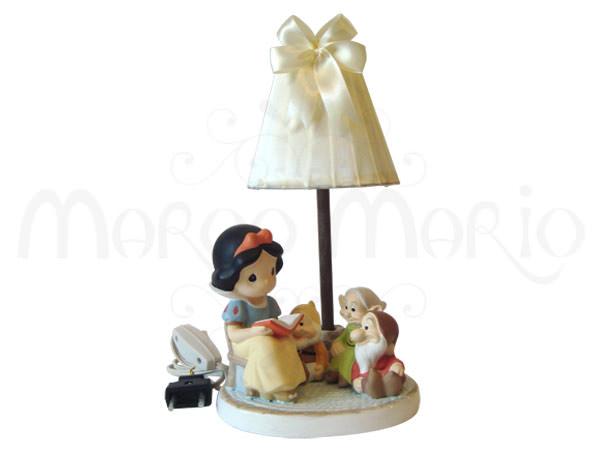 Cinderella Table Lamp,marco mario souvenir, wedding souvenirs, souvenir pernikahan