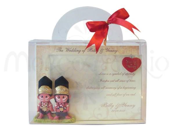 Papua Wedding Frame,marco mario souvenir, wedding souvenirs, souvenir pernikahan