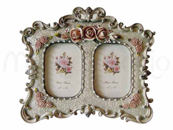 Two Classic Rectangle Frame,marco mario souvenir, wedding souvenirs, souvenir pernikahan surabaya indonesia, wedding favors, souvenir ideas, royal wedding souvenirs