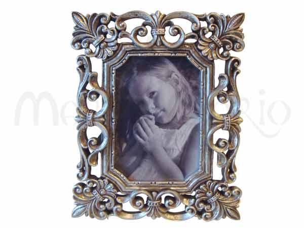 Elegant Silver 4R Frame,marco mario souvenir, wedding souvenirs, souvenir pernikahan