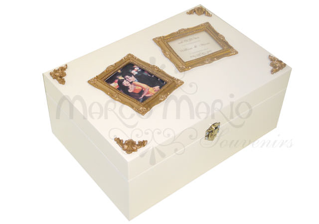 Vintage Frames Wooden Box 1,marco mario souvenir, wedding souvenirs, souvenir pernikahan