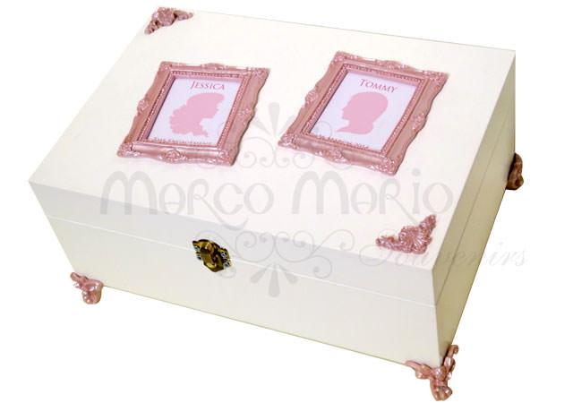 Vintage Frames wooden Box 2,marco mario souvenir, wedding souvenirs, souvenir pernikahan