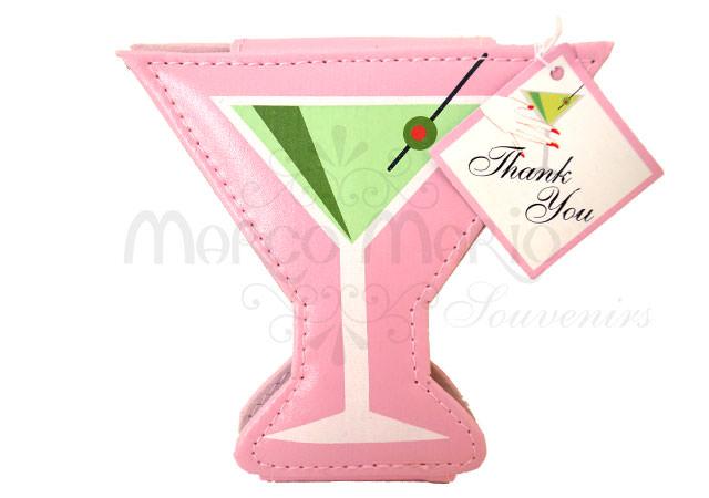 Martini Manicure Set,marco mario souvenir, wedding souvenirs, souvenir pernikahan