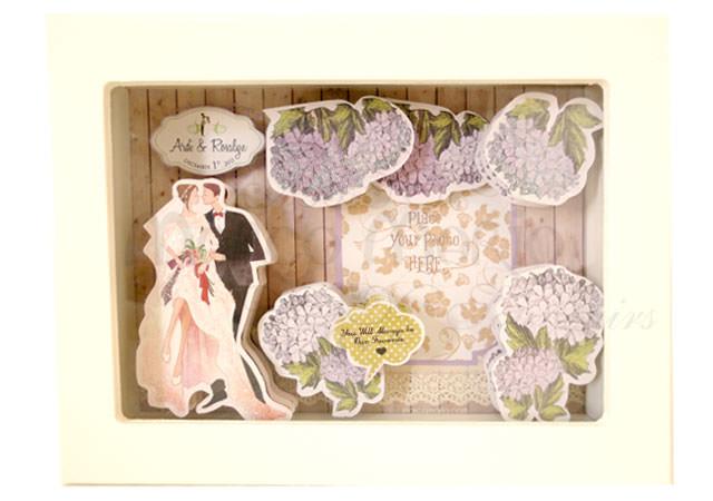 3D Scrap Frame,marco mario souvenir, wedding souvenirs, souvenir pernikahan