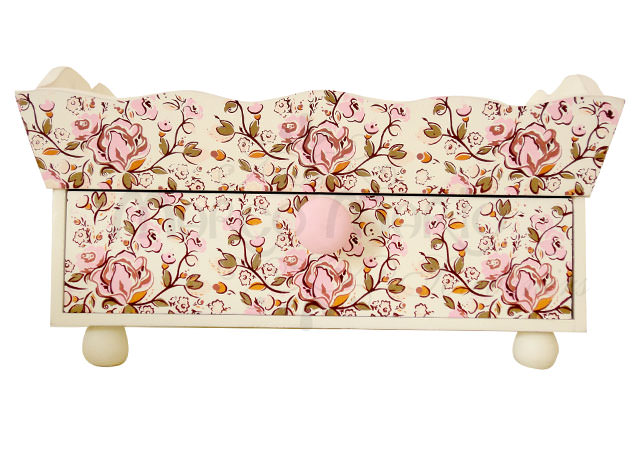 Floral Tray and Drawer,marco mario souvenir, wedding souvenirs, souvenir pernikahan
