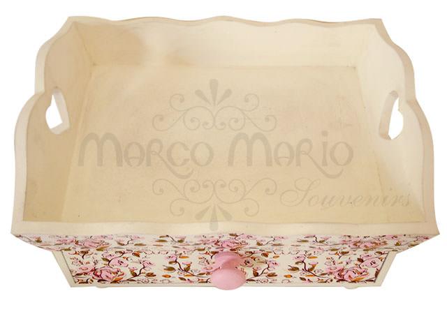 Floral Tray and Drawer,marco mario souvenir, wedding souvenirs, souvenir pernikahan surabaya indonesia, wedding favors, souvenir ideas, royal wedding souvenirs