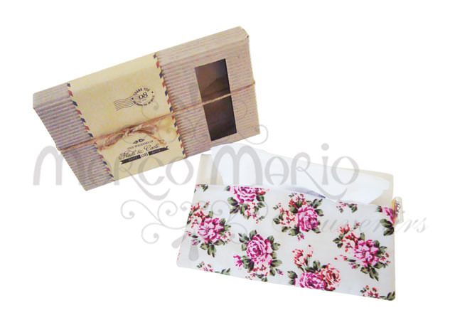 Travelling Tissue Cover,marco mario souvenir, wedding souvenirs, souvenir pernikahan
