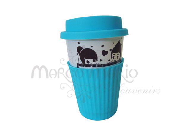 Ceramic Coffee Tumbler,marco mario souvenir, wedding souvenirs, souvenir pernikahan